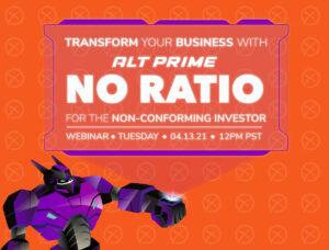 Alt Prime No Ratio